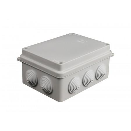Boîte de dérivation étanche rectangulaire 150X110X70 IP54