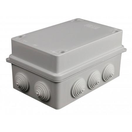 Boîte de dérivation étanche rectangulaire 220X170X105 IP54