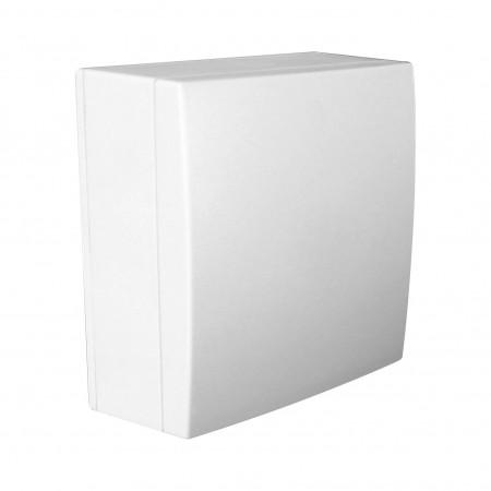Boîte de raccordement saillie blanc