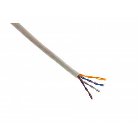 Câble de téléphone 4 paires S298 - Au mètre