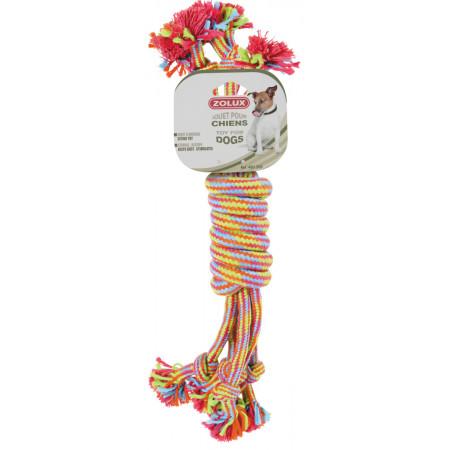 Jouet corde forme bobine 35cm
