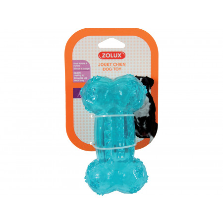 Jouet TPR os Pop turquoise