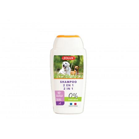 Shampooing chien 2en1 250ml