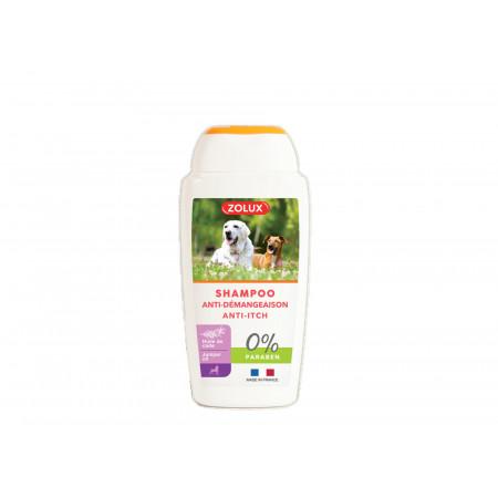 Shampooing chien anti-démangaisons ZOLUX 250ml