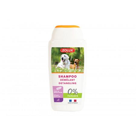 Shampooing chien démêlant 250ml