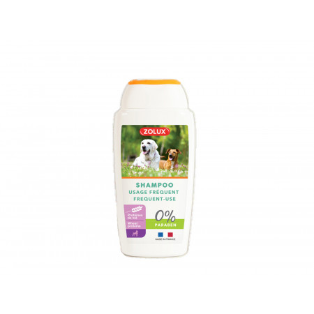 Shampooing chien usage fréquent 250ml