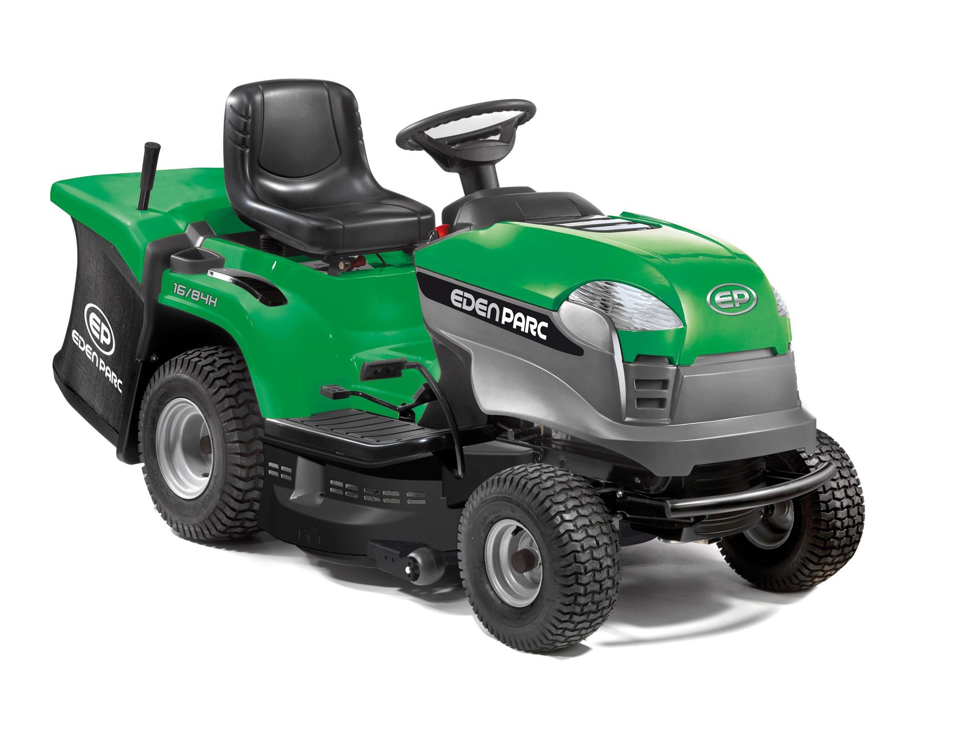 tracteur tondeuse eden parc ba 165g 84h 452cc tondeuses motoculture. Black Bedroom Furniture Sets. Home Design Ideas