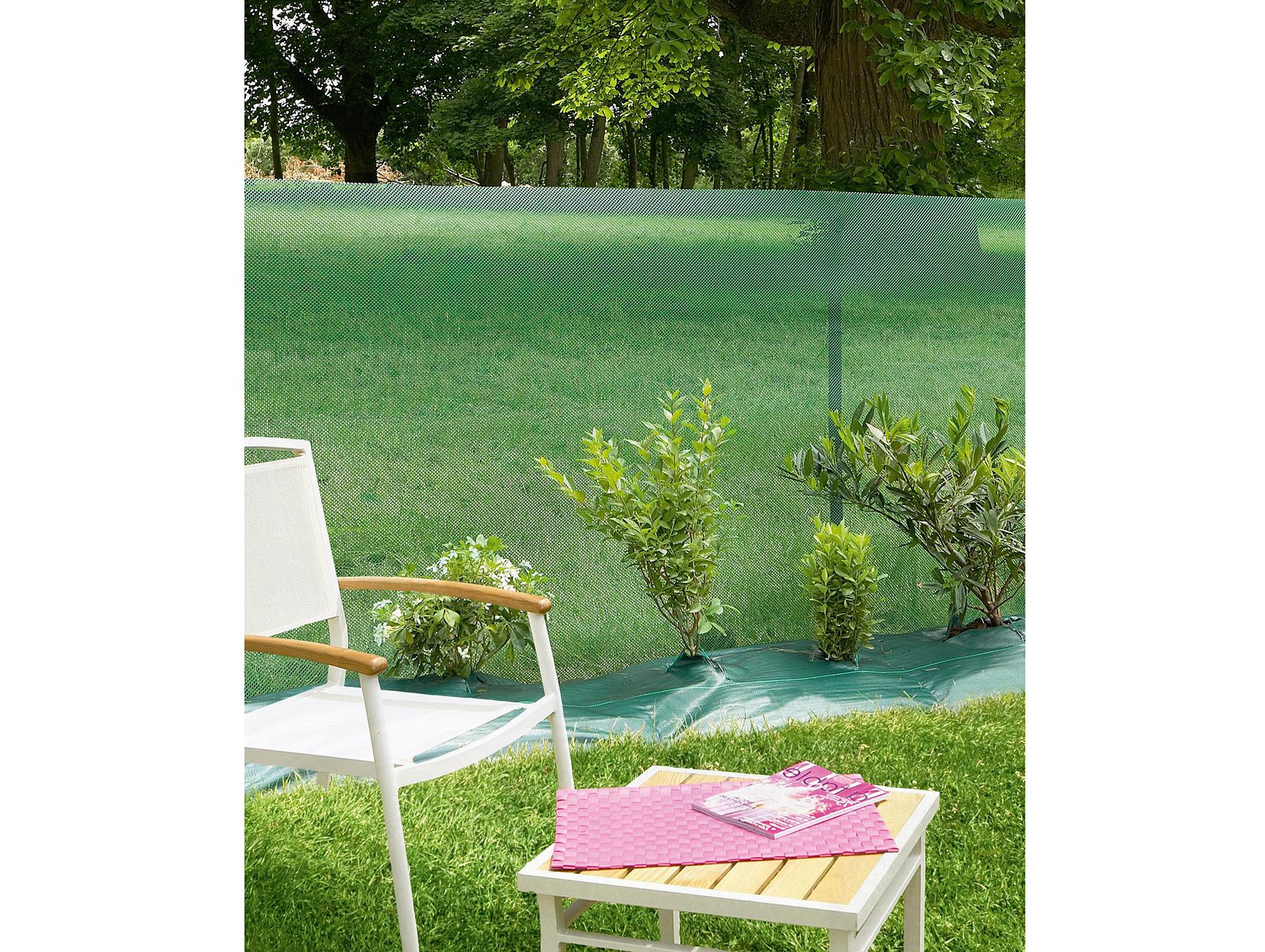 grillage maille plastique vert h1 20m l25m. Black Bedroom Furniture Sets. Home Design Ideas