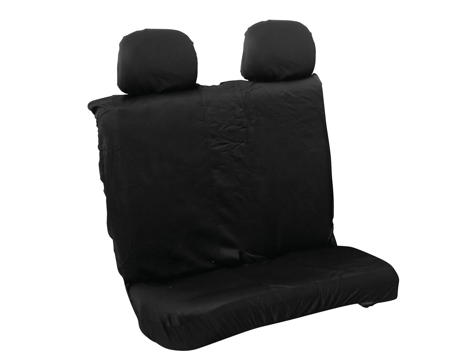 housse de banquette double utilitaire accessoires auto et confort entretien et quipement. Black Bedroom Furniture Sets. Home Design Ideas