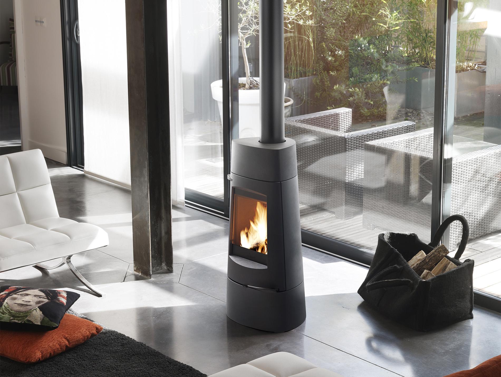 po le bois invicta aratos 12kw. Black Bedroom Furniture Sets. Home Design Ideas