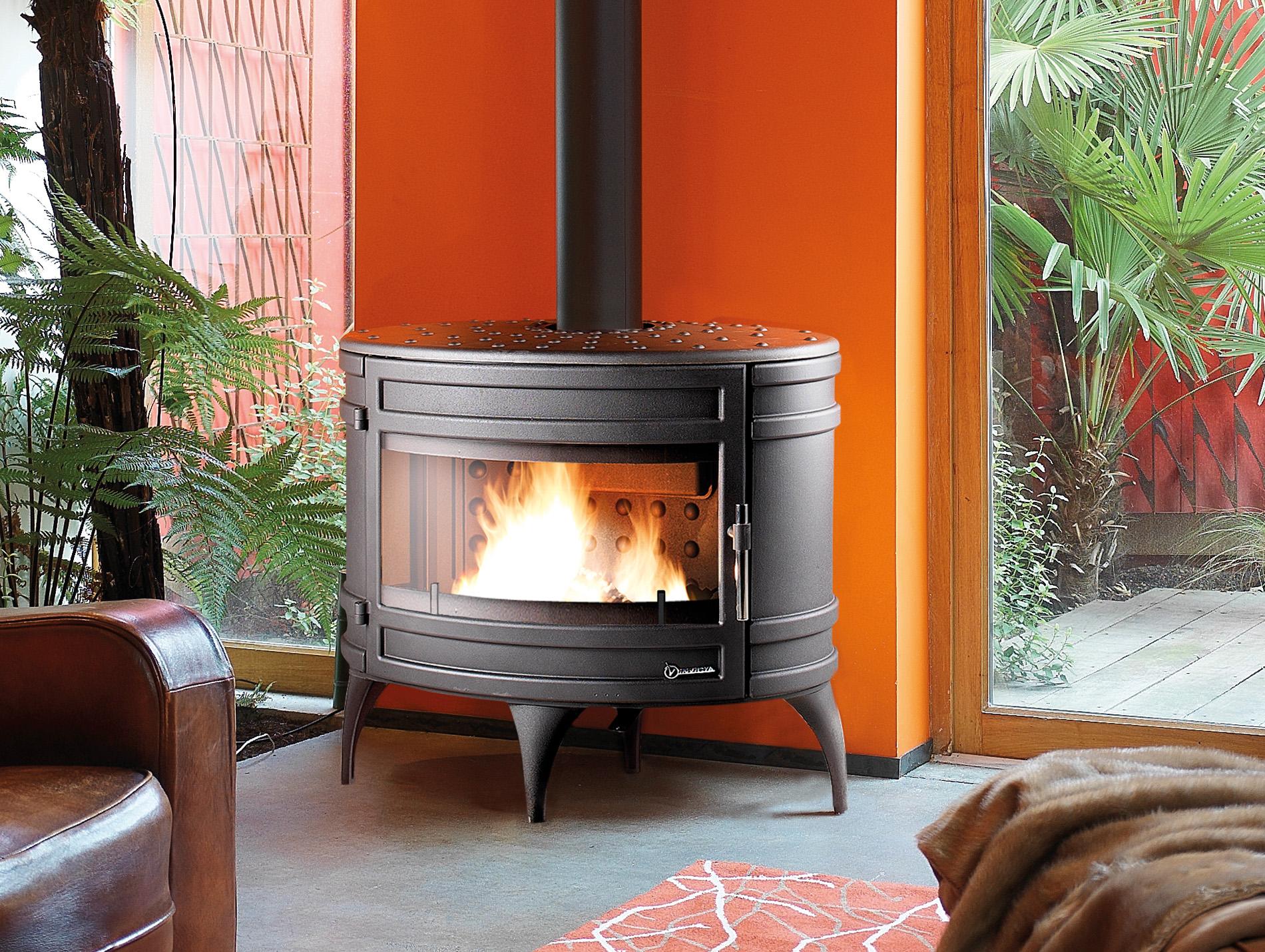 po le bois invicta mandor 12kw. Black Bedroom Furniture Sets. Home Design Ideas