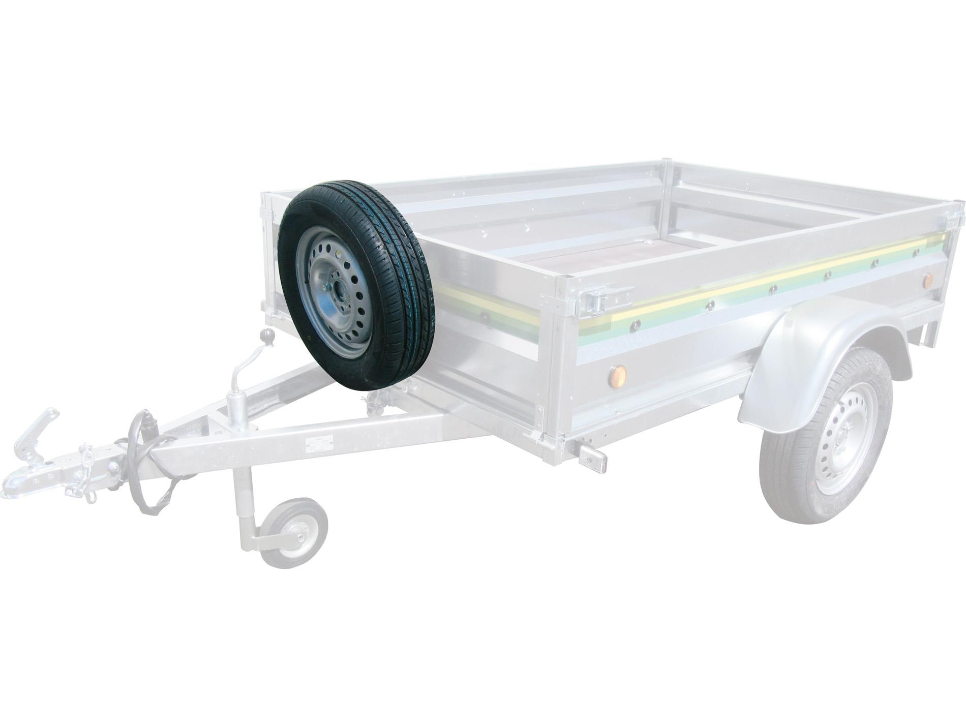 support roue de secours pour remorque espace emeraude. Black Bedroom Furniture Sets. Home Design Ideas