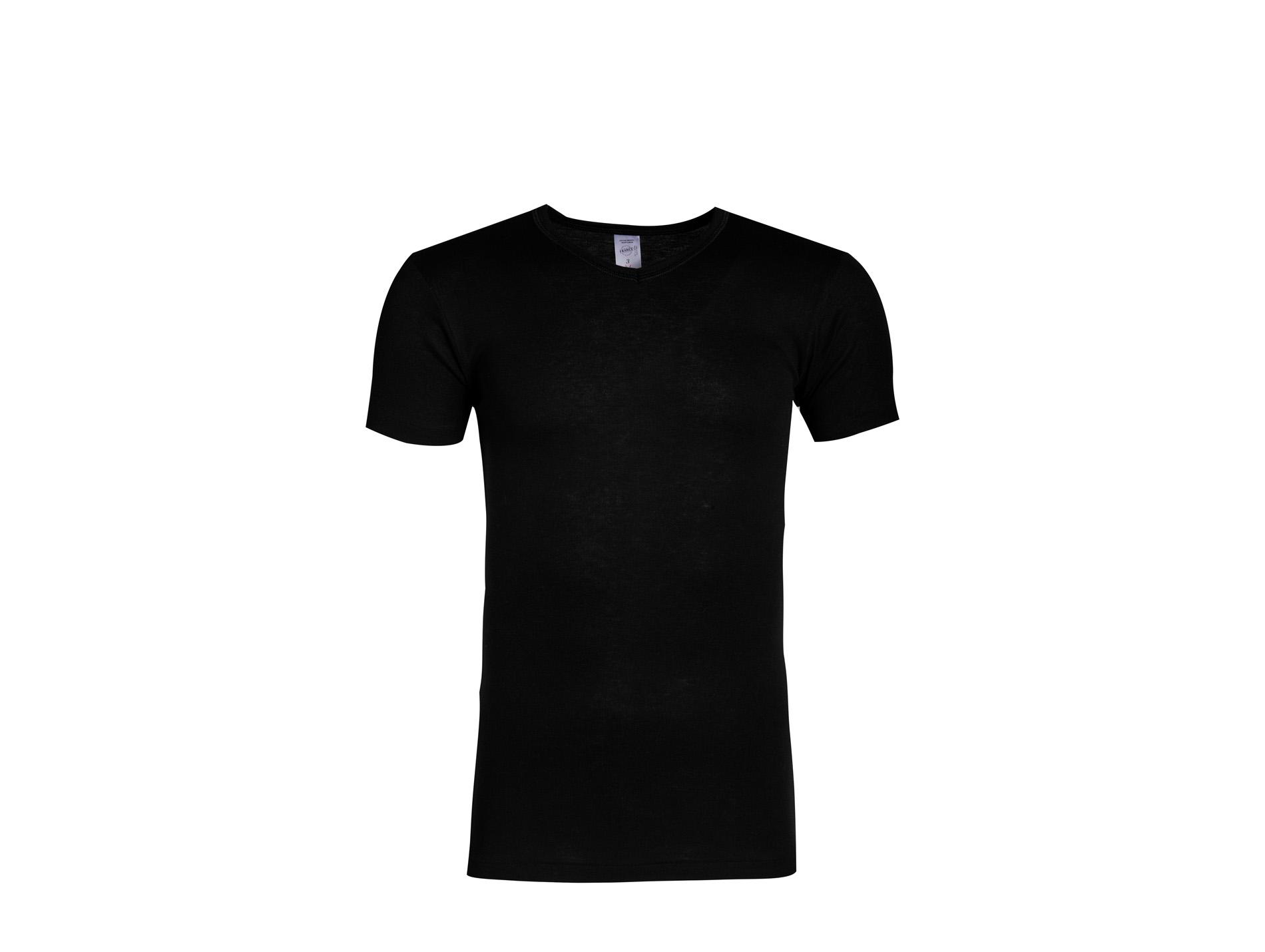 T-Shirt Thermorégulant manches courtes noir - Sous-vêtements ... 67c828b63919