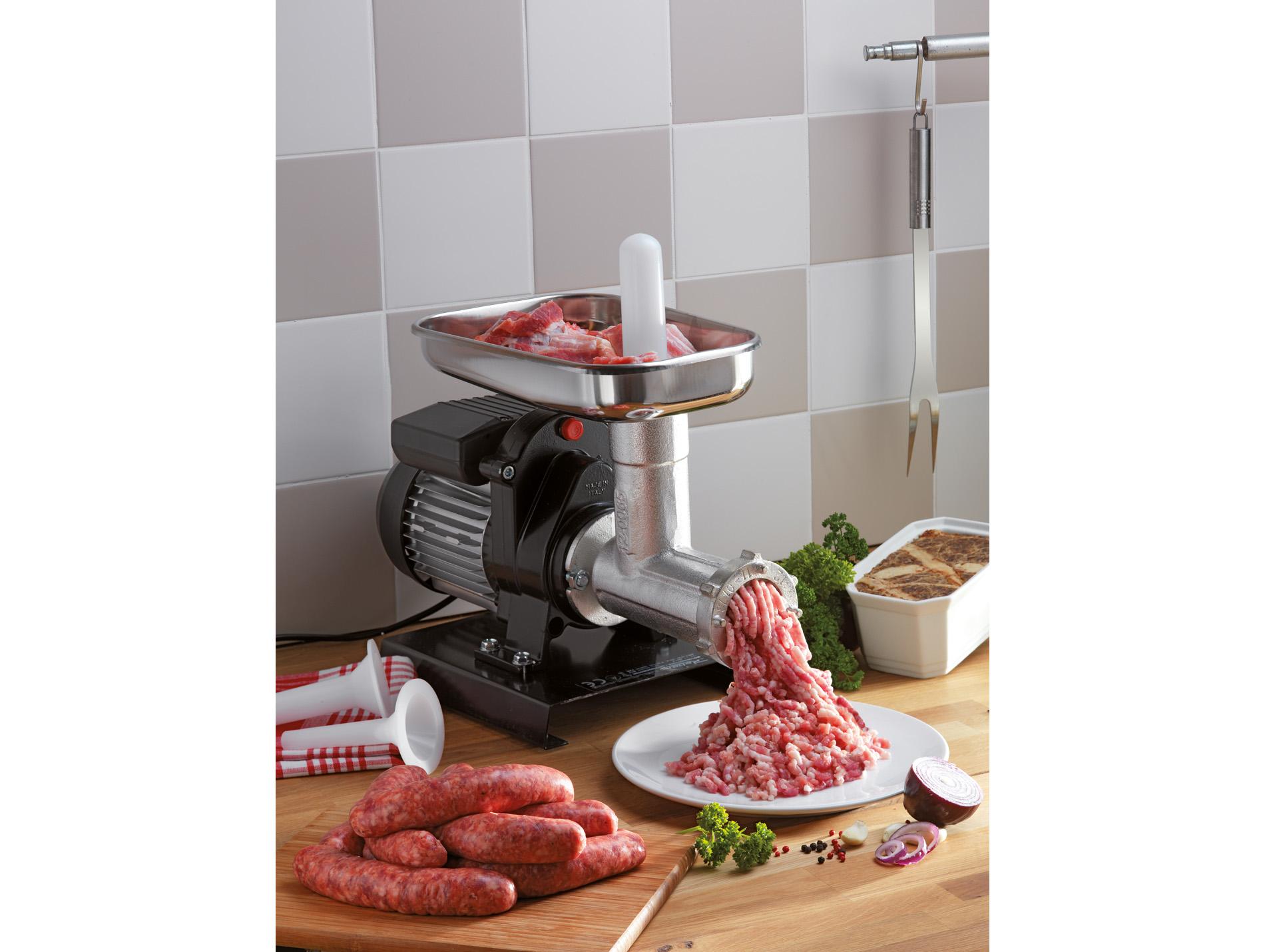 hachoir viande lectrique n 12 reber hachoir viande pr parations culinaires cuisine. Black Bedroom Furniture Sets. Home Design Ideas