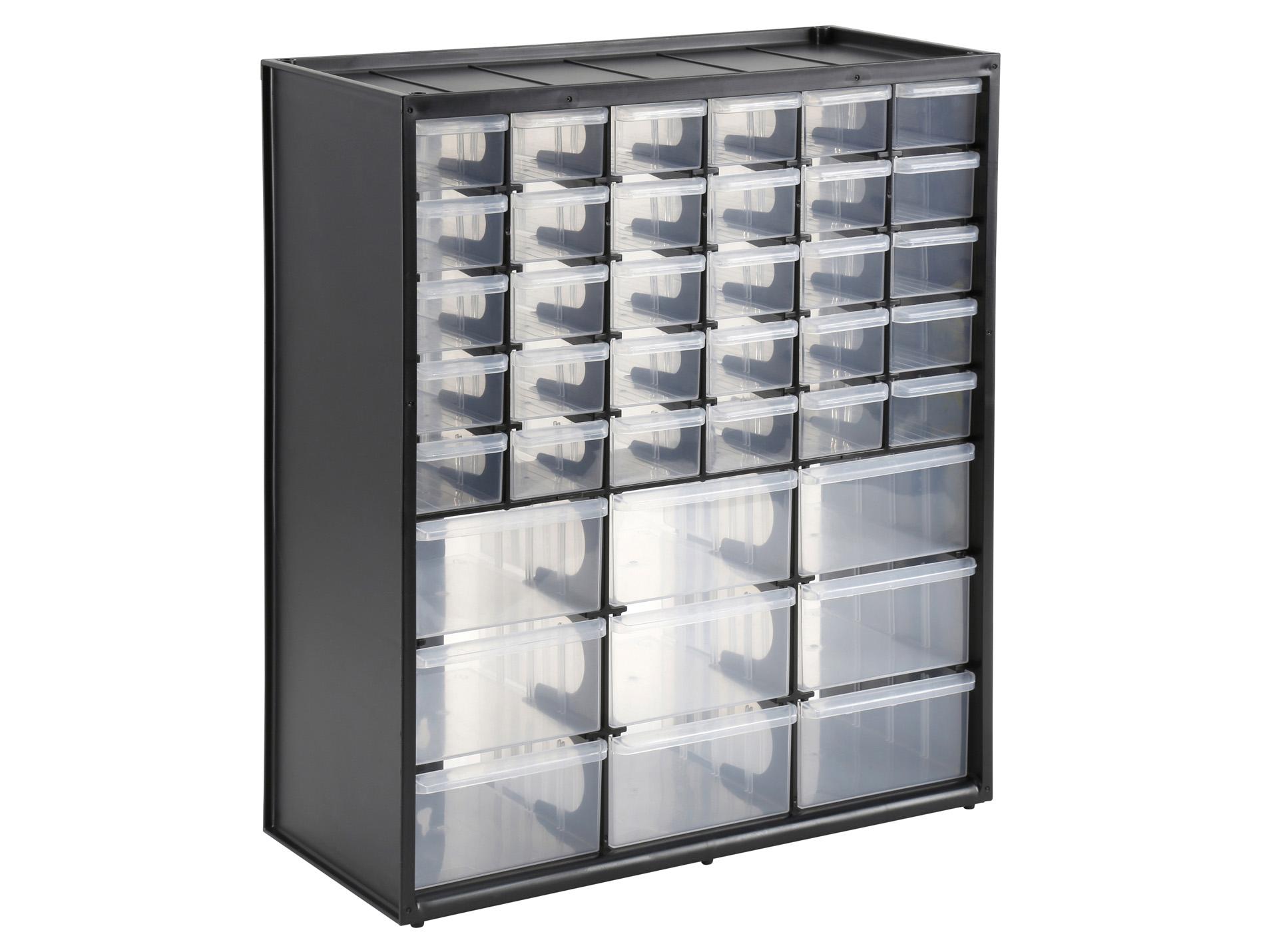casier de rangement 39 compartiments stanley machines et am nagement d 39 atelier bricolage. Black Bedroom Furniture Sets. Home Design Ideas