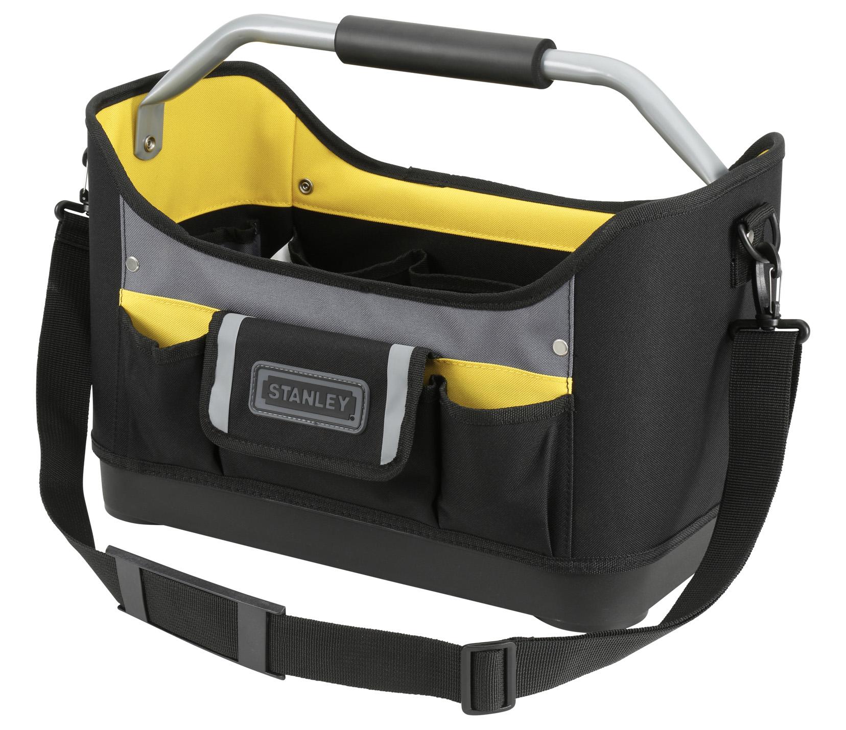 sac porte outils 40cm stanley caisse outils. Black Bedroom Furniture Sets. Home Design Ideas