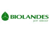 BIOLANDES PIN DECOR