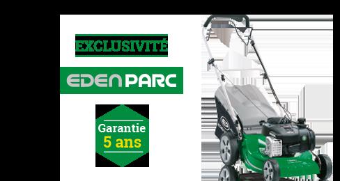 Exclusivité EDEN PARC Garantie 5 ans