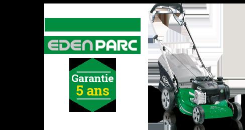 Tondeuse essence tractée EP 464 TB - Exclusivité Eden Parc - Garantie 5 ans