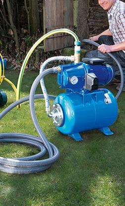 guide d'achat pompe à eau