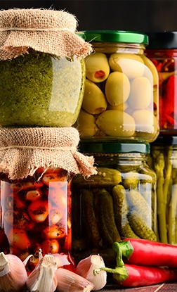 Guide conservation des aliments